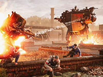 Iron Harvest Hands-On Preview: Steampunk Strategy