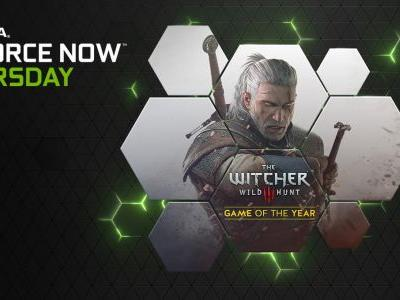 More GOG Games Join GeForce NOW Today Starting With The Witcher 3