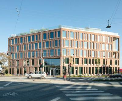 KAB Makes a Home for Housing Headquarters / Henning Larsen