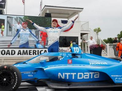 Insider: Alex Palou proving he's no one-hit wonder. He's fighting for IndyCar championship