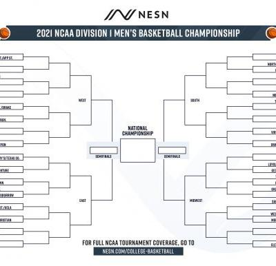 2021 NCAA Tournament: Download Printable Bracket Ahead Of First Four Round