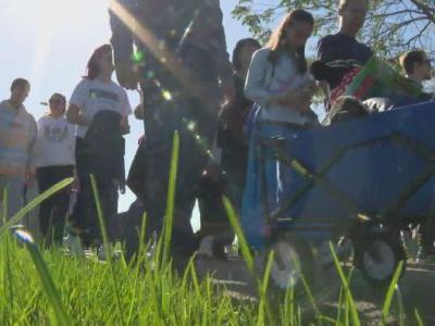 Fundraising walk helps Make A Wish Illinois grant hundreds of wishes for critically ill children