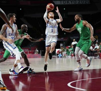 Competition heats up as men's basketball sees more action at Tokyo Games