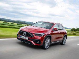 2021 Mercedes-Benz GLA Gets Pricier By Up To Rs 150 Lakh