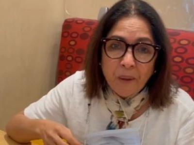 Neena Gupta is elated as she visits restaurant after a long time, shares relatable video