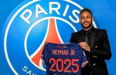Neymar signs new PSG contract and closes door on Barcelona return - but Messi reunion is still possible