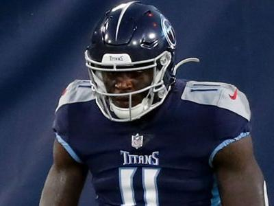 Is A.J. Brown playing on Monday night? Fantasy injury update for Bills-Titans Week 6 Monday Night Football