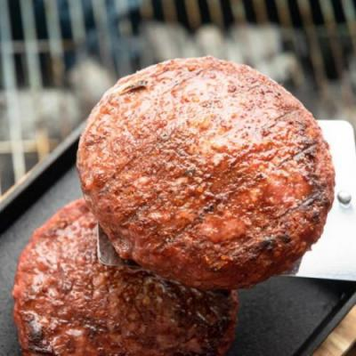 How to Grill Frozen Burgers