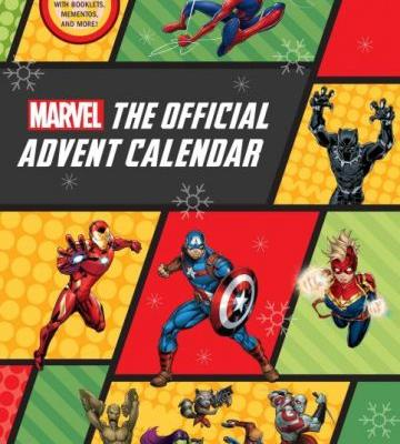 This Marvel Advent Calendar Is Action-Packed With Surprises Inspired by Spider-Man, Black Panther & More