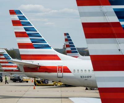 American Airlines has canceled hundreds of flights due to staffing shortages and maintenance issues