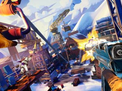 Upload VR Showcase 2021 Sends a Hail of Virtual Bullets and Game Reveals