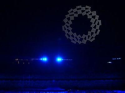 Olympic opening ceremony video game music actually has a deeper meaning