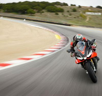 2021 Aprilia RSV4 Factory Review Gallery