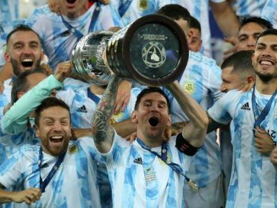 Lionel Messi Sends Argentina To Victory Over Brazil In Copa América Final