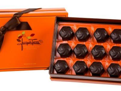 Bourbon-Infused Bonbon Gift Boxes Support the Jacques Pépin Foundation this Holiday Season