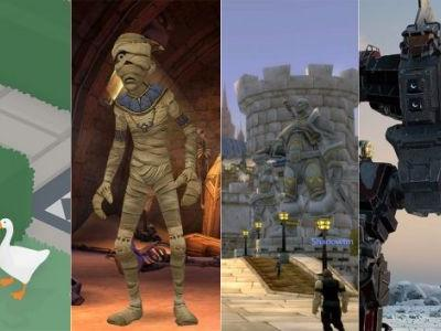The Top 5 Games We Played in 2019