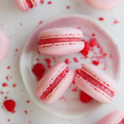 Making Macarons Without a Mixer