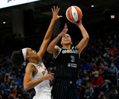 Chicago Sky win first WNBA title with 80-74 win over Phoenix Mercury