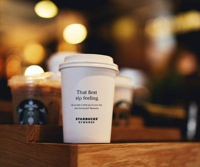 Starbucks' Star Days For October 2021 Include A Triple Stars Event