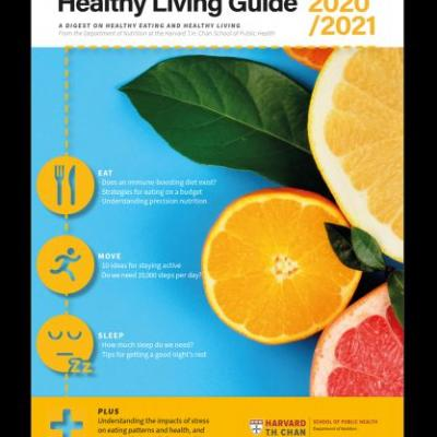Healthy Living Guide 2020/2021