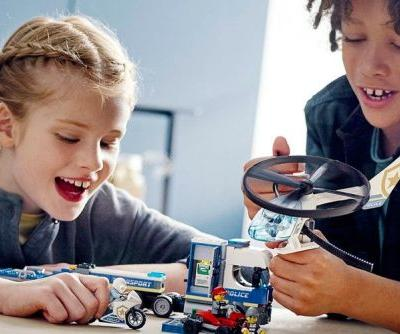 Selected Lego sets have a huge 30% discount at Amazon