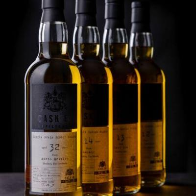 A Preview of Cask 88's New Unfiltered Whisky Series