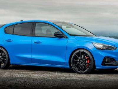 Ford Focus ST Edition Review: Better, But We'd Still Have A Civic Type R