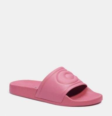 Coach Turned The Pillow Tabby Into The Most Perfect Puffy Pool Slides