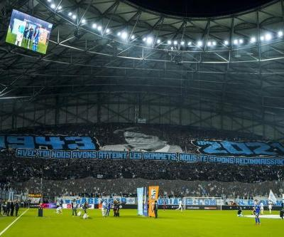 Marseille fans pay their Bernard Tapie tributes, Lens and Nice lose
