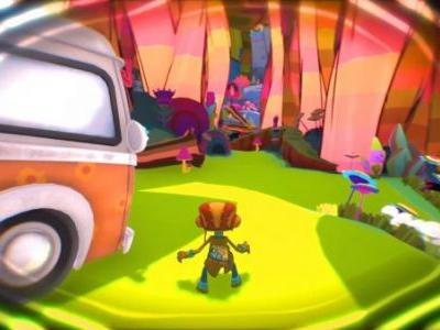 Psychonauts 2 is coming to Xbox One, Xbox Series X/S and PC in August