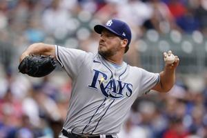 AP source: Mets acquire pitcher Rich Hill from Rays