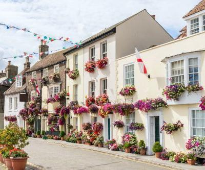 7 pretty towns on the UK's south coast