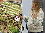 Does the 'maternity salad' REALLY induce labor?
